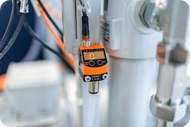 Hohe Präzision bei Kugler durch ifm Sensoren