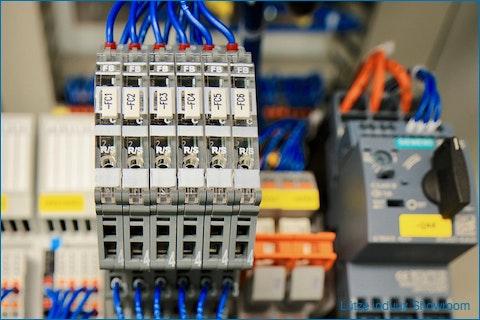 #Stromüberwachung für tausende #Roboter
