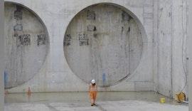 Lehm beim Schnellbahntunnelbau fordert die Antriebstechnik