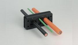 Kabeldurchführung nach Maß - LÜTZE Cablefix® One