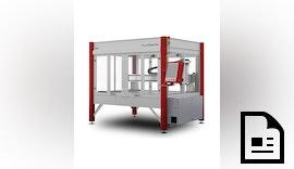 FlatCom - Serie XL CNC Fräsmaschine