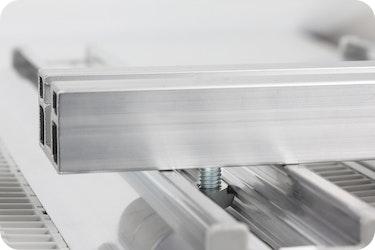 Flexible Gerätemontage auf dem Verdrahtungsrahmen