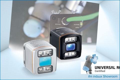 ifm-Vision-System für #UniversalRobots verfügbar