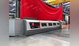 Rohrbearbeitung leicht gemacht mit Laserschneidsystem
