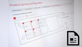 Der Baugruppen Konfigurator für individuelle Produkte