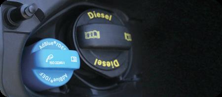 Kleines Bauteil, große Wirkung: Hoch leistungsfähige Dichtmembran für AdBlue®-Tankdeckel