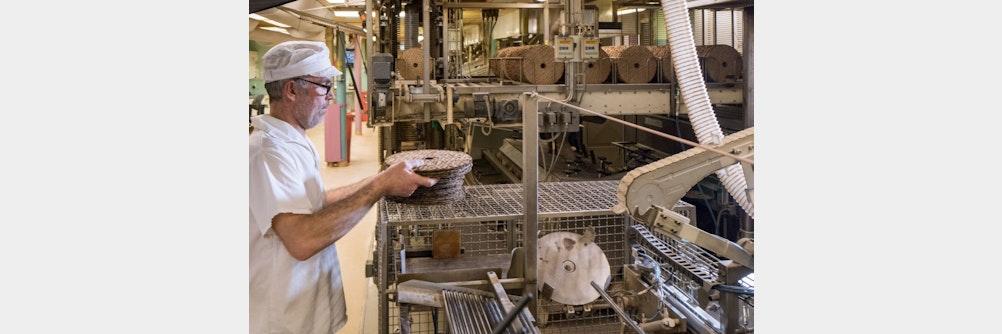 Applikationsbericht: Sensorik unterstützt Knäckebrot-Produktion in Schweden