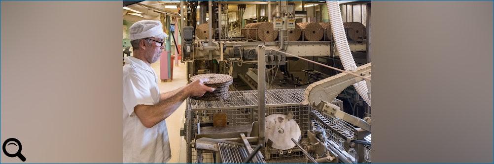 #Applikationsbericht: #Sensorik unterstützt Knäckebrot-Produktion in Schweden