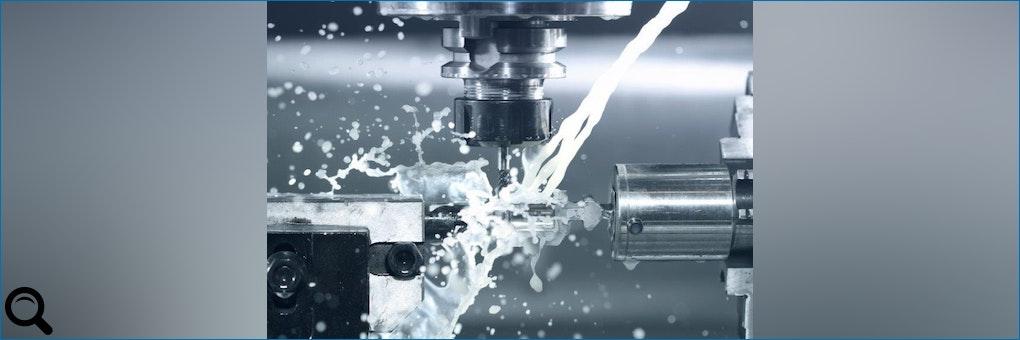 Hartmetall effektiv bearbeiten mit dem optimalen Kühlschmierstoff!
