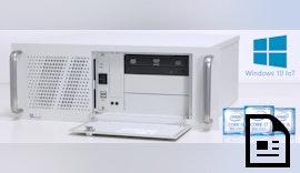 Starke Performance: Industrie-PC Linien jetzt mit Core-i-CPUs der 8. Generation