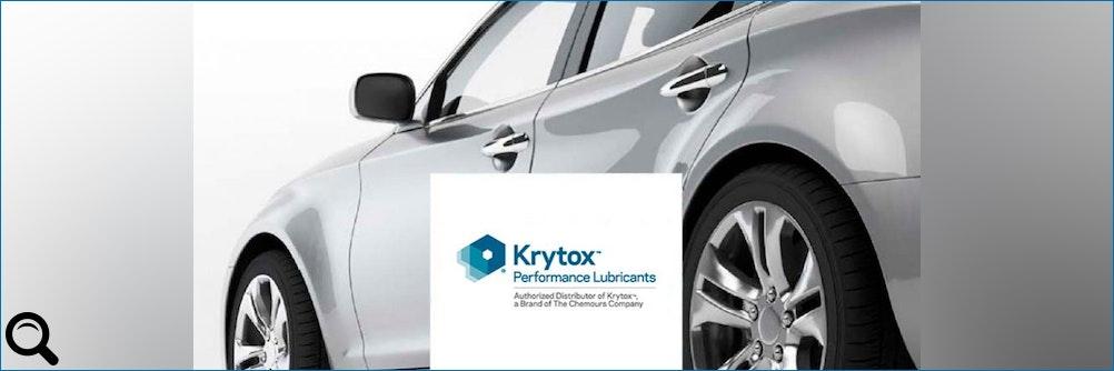 Wegweisend bei Schmierstoffen für #Kraftfahrzeuge, die Krytox-Serie der Chemours Company