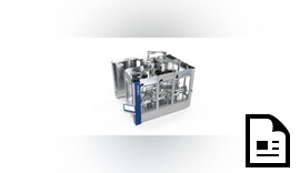 Kompakter Glasfüller Craftmate G für #Bier und CSD