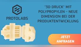 Protolabs diskutiert Produktion der Zukunft auf der Formnext