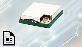 kleinstes LoRaWAN® Modul  Embit – EMB-LR1276S