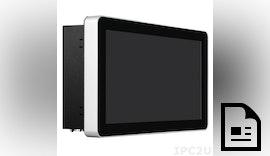 IPC2U präsentiert den LPC-P101W-1X PanelPC von Elgens