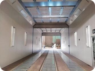 Energiesparende Oberflächentechnik aus dem Hause SLF nun auch in Peru