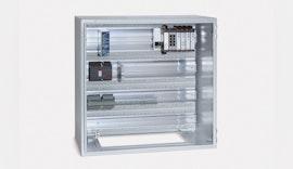 Neues Verdrahtungssystem AirSTREAM Compact für kleine Schaltschränke
