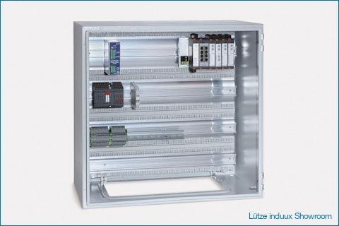 Neues #Verdrahtungssystem AirSTREAM Compact für kleine #Schaltschränke