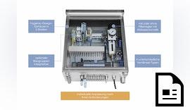 Pneumatische Automatisierungssysteme nach Maß