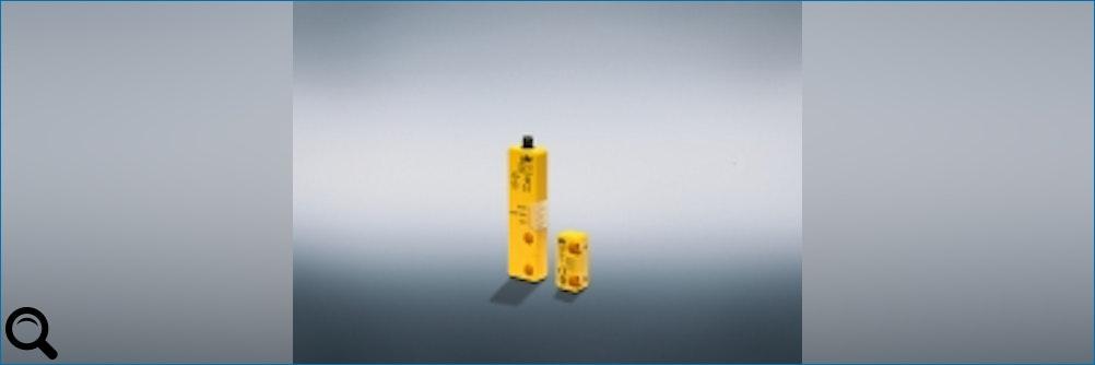 Schmalere Bauform: Codierte Sicherheitsschalter PSENcode