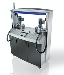 Neue LiquiPrep Materialaufbereitungs- und Fördereinheit