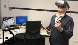#VR-Visualisierung nun auch im Maschinenbau!