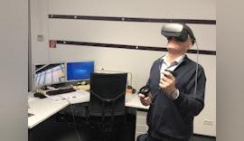 VR-Visualisierung nun auch im Maschinenbau!
