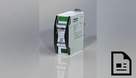 Puffermodul für 48VDC Anwendungen