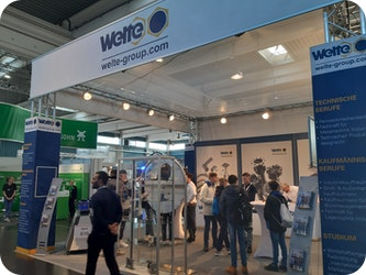 Welte Group - Bildungsmesse 2020