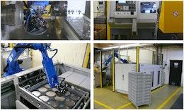 Drehmaschinen-Automation mit großer Werkstück-Autonomie dank SUMO Megaplex