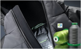 Worldwide first Cradle to Cradle® certified #sewingThread for technical cycle by AMANN