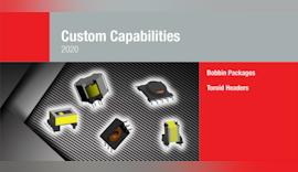 Würth Elektronik präsentiert Katalog Custom Capabilities 2020