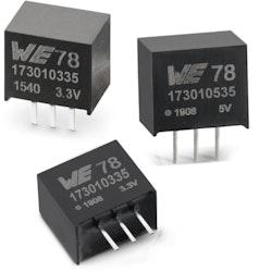 Würth Elektronik erweitert MagI³C-FDSM-Familie mit 36-V-Varianten