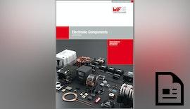 Neue Elektronikbauteile im Portfolio