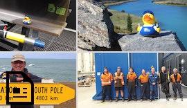 #SLF Ente geht auf Weltreise – Teil 1 Einsatz in Neuseeland