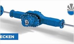 NAF #Achsen und #Getriebe auf der #ConExpo 2020 in Las Vegas