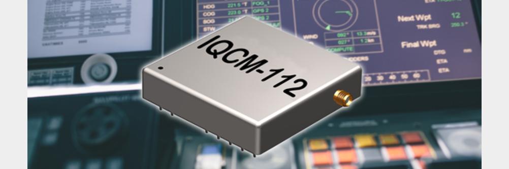 IQD stellt neuen GNSS-disziplinierten OCXO vor