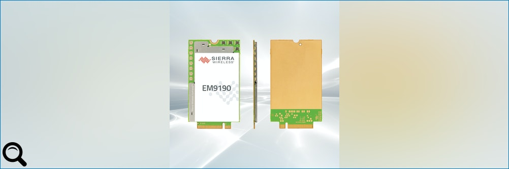 5G-IoT im Sub-6-GHz- und mmWave-Band:  AirPrime EM9190