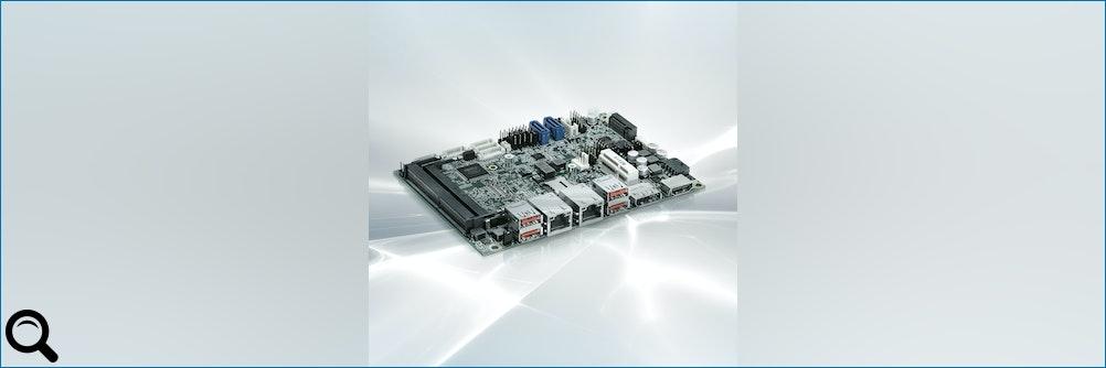 """3,5"""" SBC VR1000 AMD Ryzen Embedded V1000/R1000 Prozessor"""