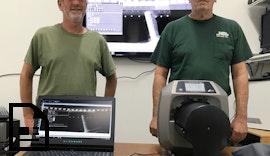 Computer Radiographie löst Film bei der Flugzeuginspektion ab