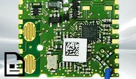 Für batterielose Funkschalter und Funksensoren:  Enocean Funkmodul Dolphin PTM 535