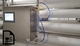 Permeat-Monitoring-System für höchste Wasserqualität