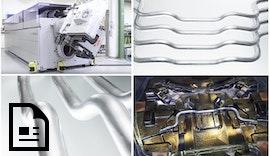 Welte Rohrbiegetechnik nutzt neue #hybride Technologie
