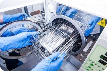 Medizintechnik ⚕️ Druckschalter und Transmitter