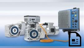 Dezentrale Antriebstechnik von 0,25 bis 22 kW