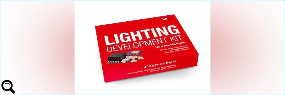 Pflanzenwachstum mit LEDs steuern