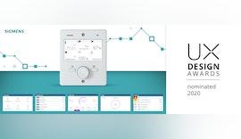 macio und Siemens für den UX Design Award 2020 nominiert