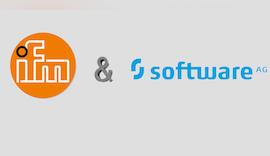 Software AG und ifm starten Kooperation