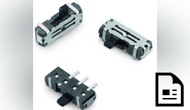 Würth Elektronik erweitert Schalterportfolio