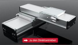 Direktantrieb für Handhabungsgewichte bis zu 30 kg